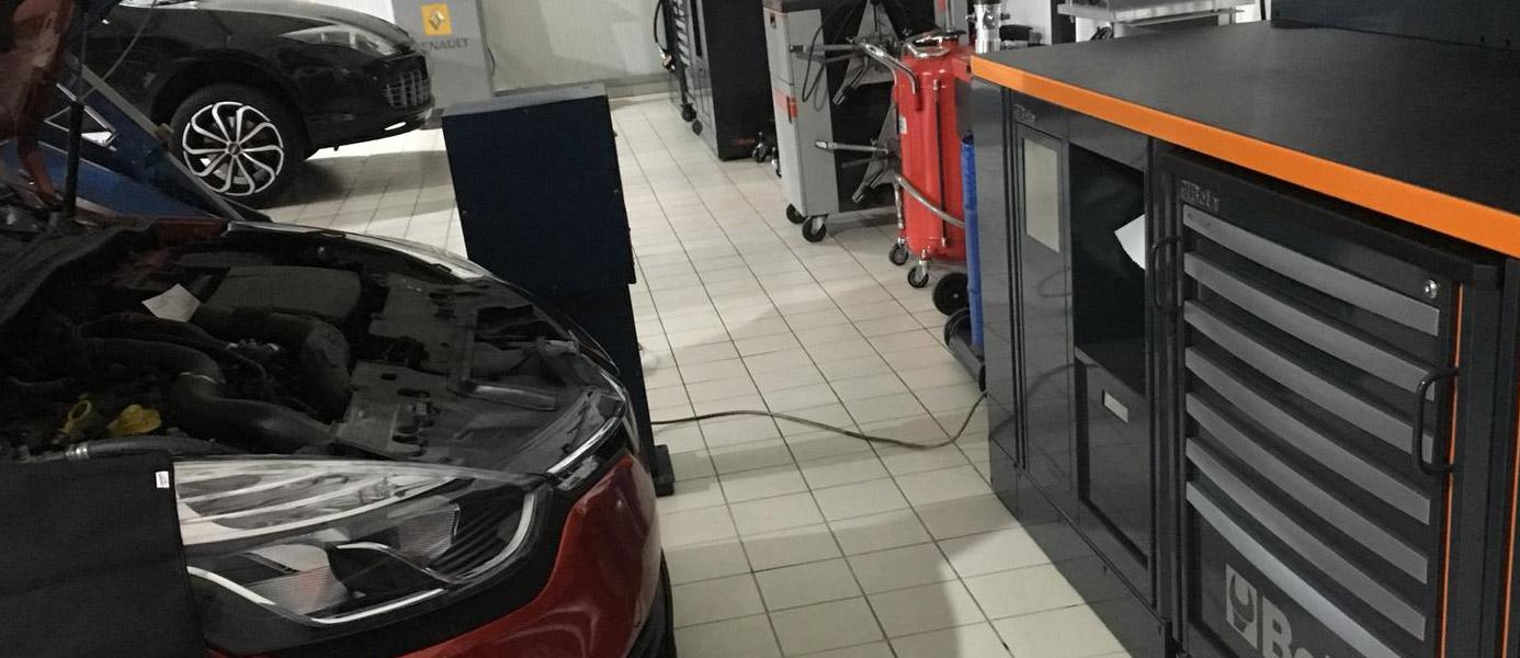 SERWIS Nissan, Peugeot, Citroen